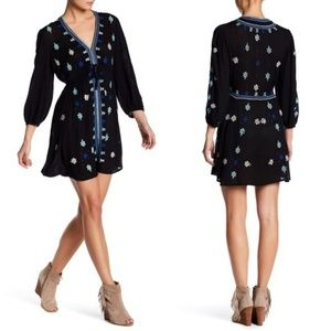 NWT Free People Stargazer Tunic Dress